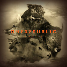 ONEREPUBLIC ( NEW SEALED CD ) NATIVE ( 19 TRACKS ) ONE REPUBLIC