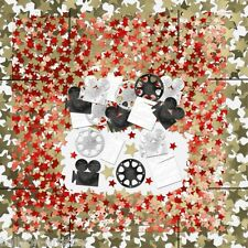 Hollywood 'At The Movies' Confetti Sprinkle Decorations Oscars Party Celebration