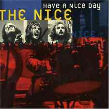"""The Nice"" CD ""Have A Nice Day"" * Hits Collection with Keith Emerson NEW SEALED"