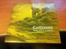 LP CANDLEMASS TALES OF CREATION MFN 95  EX+/M UNPLAYED UK PS 1989 GATEFOLD