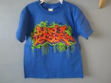 NEW DYSE ONE CLOTHING COMPANY GRAPHIC TEE KIDS M MEDIUM 68VE