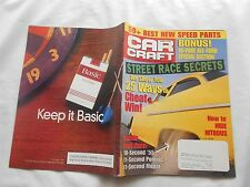 CAR CRAFT -MARCH,1998-STREET RACE SECRETS-WE SHOW YOU 25 WAYS TO CHEAT & WIN