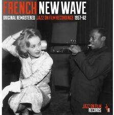 Vol. 3-French New Wave (Jazz On) - French New Wave (Jaz (2013, CD NEU)5 DISC SET