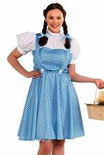 Dorothy Costume Dress Sexy Adult Wizard of Oz - Plus Size 16-20 Full Figure XL