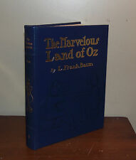 The Marvelous Land of Oz. L. Frank Baum. Easton Press. 1989.