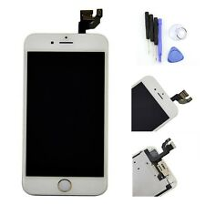 "For iPhone 6 4.7"" Gold Home Button LCD Display Touch Screen Digitizer TOP MOBI"