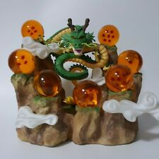 DRAGON BALL | Master Set Shenron Figure and Bolas de Dragon and Exhibitor