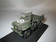 Victoria  R046  Dodge WC51 Weapons Carrier Open U.S.Army 1:43 OVP !!