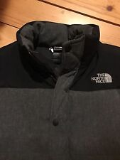 The North Face Mens Nuptse 700 Down Jacket Coat Special Edition Expedition Patch