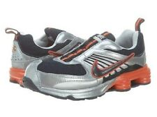Nike Shox Turbo 8 ALT Dark/Obsidian-Team/Orange-Metallic/Silver 5.5 US 38 EUR