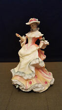 "ROYAL DOULTON Figurine ""Rose"" England ""Flowers of Love"" Series HN 3709 EUC!!"