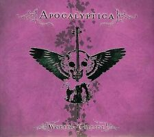 Apocalyptica  - Worlds Collide (CD, Apr-2008, 2 Discs, Red Ink Records (USA)
