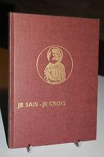 JE SAIS JE CROIS N°65 L'âme d'Israël dans le livre