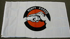 3X5 KENPO KARATE FLAG MARTIAL ARTS FLAGS NEW MMA F496