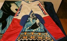 Vintage Honda USA Motocross Racing Pants 70s 80s Rare Red White Blue