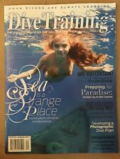 Dive Training Strange Sea Prepping For Paradise Tips April 2015 FREE SHIPPING!