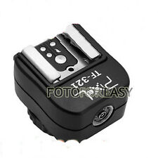 TF-321 Flash Hot Shoe to PC Sync Socket Convert Adapter