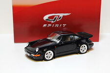 1:18 GT Spirit Porsche 911 (964) Turbo 3.6 dark blue NEW bei PREMIUM-MODELCARS