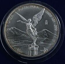 Mexico 2000-Mo Silver 1 Onza Libertad Mexican Bullion Coin Mexico