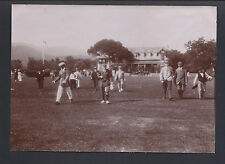 Mandelieu Golf Club Antique Photo of Golfers 1903 Cannes - Oldest Golf Course
