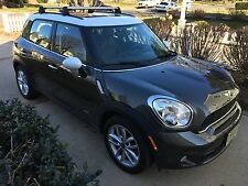 2012 Mini Countryman Dark Grey