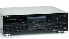 SONY TC-K808ES HighEnd ES Cassette Tape Deck Top-Zustand! Revidiert+1j.Garantie!