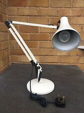 ANGLEPOISE HERBERT TERRY MODEL 90 LAMP IN WHITE