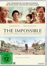 The Impossible (NEU/OVP) Naomi Watts, Ewan McGregor, Tom Holland, Geraldine Chap