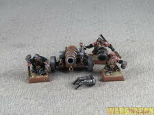 25mm Warhammer WDS painted Dwarf Cannon p35