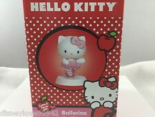 Hello Kitty Precious Moments BALLERINA Ballet Dancer Porcelain Figurine