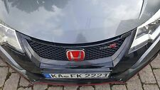 Civic Front Grill Garnish Carbon Fibre Type R FK2 MK9 FK2R