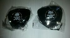 X 2 Pirate Eyepatch Stag Nights Hen Nights Childrens Pirate Fancydres X 2 SENT