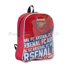Arsenal Football FC Soccer Impact Team School Backpack Bag New Gift