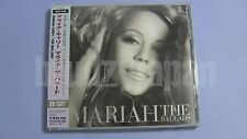 MARIAH CAREY The Ballads JAPAN CD w/OBI + bonus track SICP-2100 ~4277