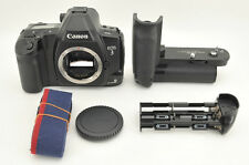 Nr Mint CANON EOS-3 35mm SLR Film Camera Body w/PB-E1 From JAPAN #805