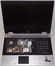 """15.4"""" LCD DISPLAY HP ELITEBOOK 8530W MOTHERBOARD FLATS TOUCHPAD CASE COVER FAN"""