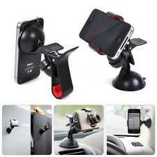 Universal Car 360 Rotating Windshield Mount Holder Bracket for Mobile Phone GPS