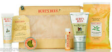 Burt's Bees Organic LIFE'S AN ADVENTURE Gift Bag Hand Cream/Body Lotion/Lipbalm