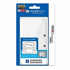 Hori PC Hard Protect Case Cover Clear for NEW Nintendo 3DS (NOT 3DS LL)