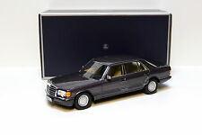 1:18 Norev Mercedes 560 SEL 1991 bornit-met. NEW at PREMIUM MODEL CARS