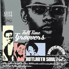 Full Time Groovers: Hotlanta Soul Vol 2 (CDKEND 183)