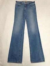 Women's J BRAND Medium Light Wash Cigarette Leg Jeans Sz 26