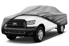 Truck Car Cover will fit Nissan Titan PRO-4X Short Bed Crew Cab 2010