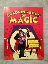 Magic Coloring Book - Great for Children's Shows! - Original Large Size!