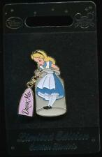 Alice in Wonderland Drink Me Disney Store Europe LE 750 Disney Pin 107894