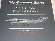 1/72 Sky Guardians Sea Vixen FAW.2  Limited edt.    Die-Cast model   RARE