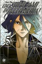 MANGA - Uno Shinigami in Infermeria! Vol N° 5 - GP Publishing NUOVO