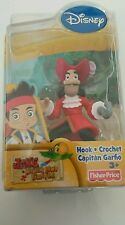 JAKE LE PIRATE FIGURINE HOOK CAPITAINE CROCHET FISHER PRICE SOUS BLISTER NEUF