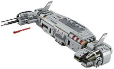 INCOMPLETE LEGO 75140 RESISTANCE TRANSPORT Vehicle Only no figures force awakens