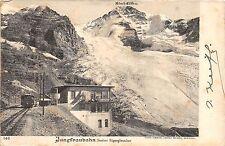 BR36399 Jungfraubahn station eigergletscher     Switzerland
